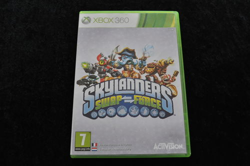 Skylanders Swap force  Geen Manual Xbox 360