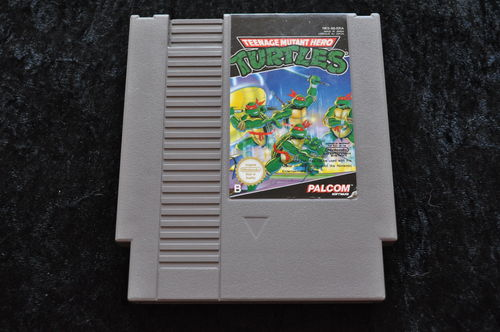 Teenage Mutant Hero Turtles Nintendo Nes