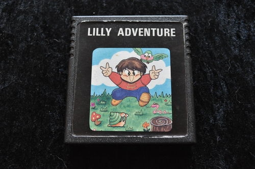 Lilly Adventure Atari 2600 Game