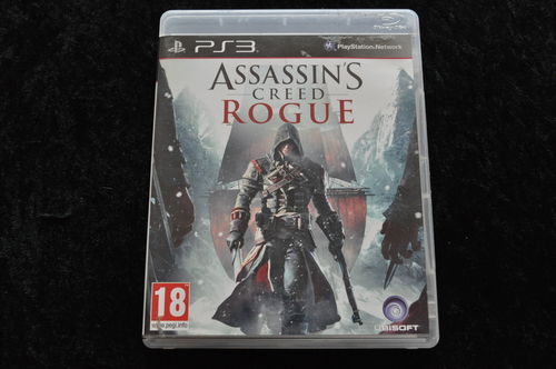 Assassin's creed Roque Playstation 3 PS3