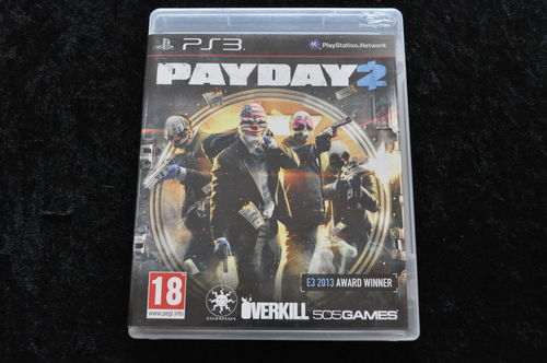 Pay Day 2 Playstation 3