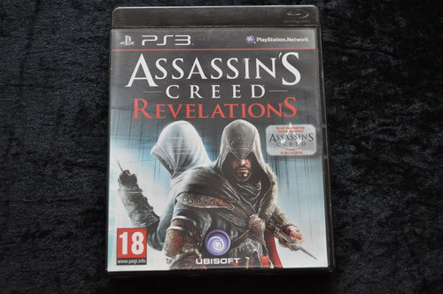 Assassin's Creed Revelations Playstation 3