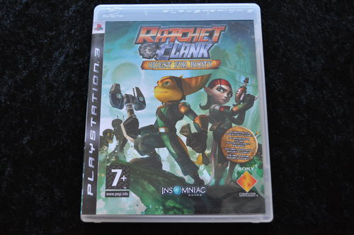 Ratchet & Clank:Quest For Booty Playstation 3