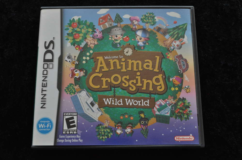 animal crossing wild world cheats