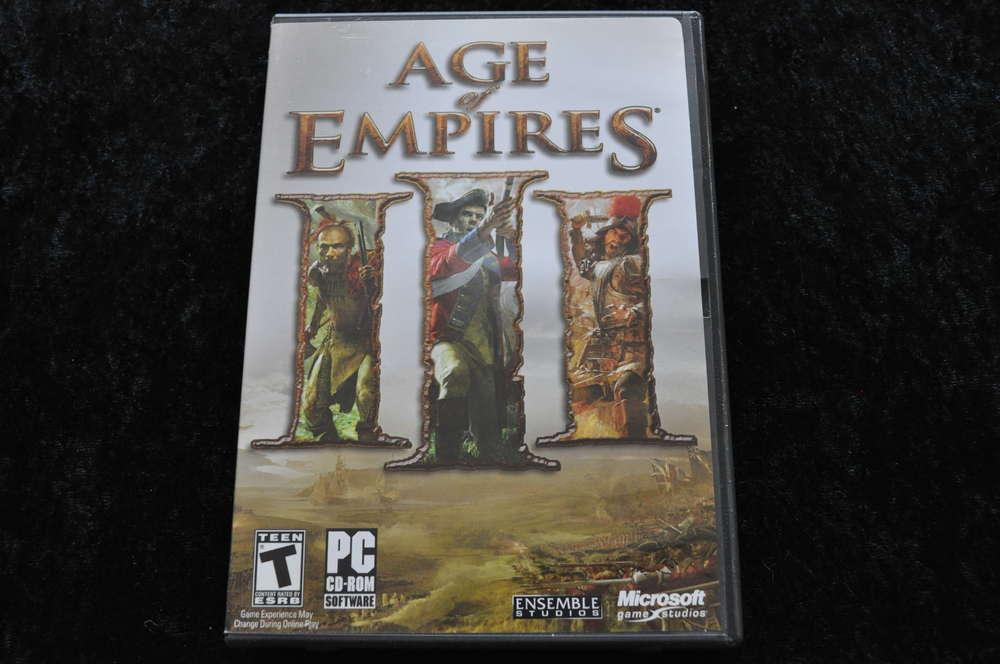 Age Of Empires 3 PC Game - Retrogameking com | Retro,Games
