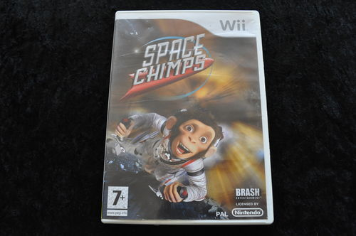Space Chimps Nintendo WII