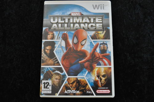 Marvel Ultimate Alliance Nintendo WII