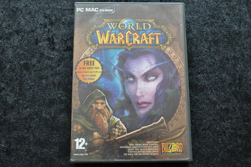 World Of Warcraft PC Game 4 Disc