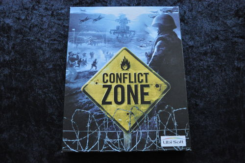 Conflict Zone Big Box PC Game