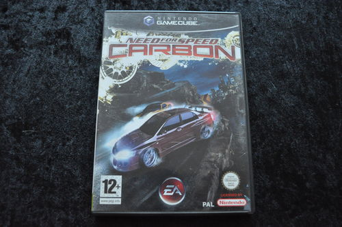 Need For Speed Carbon Nintendo GameCube