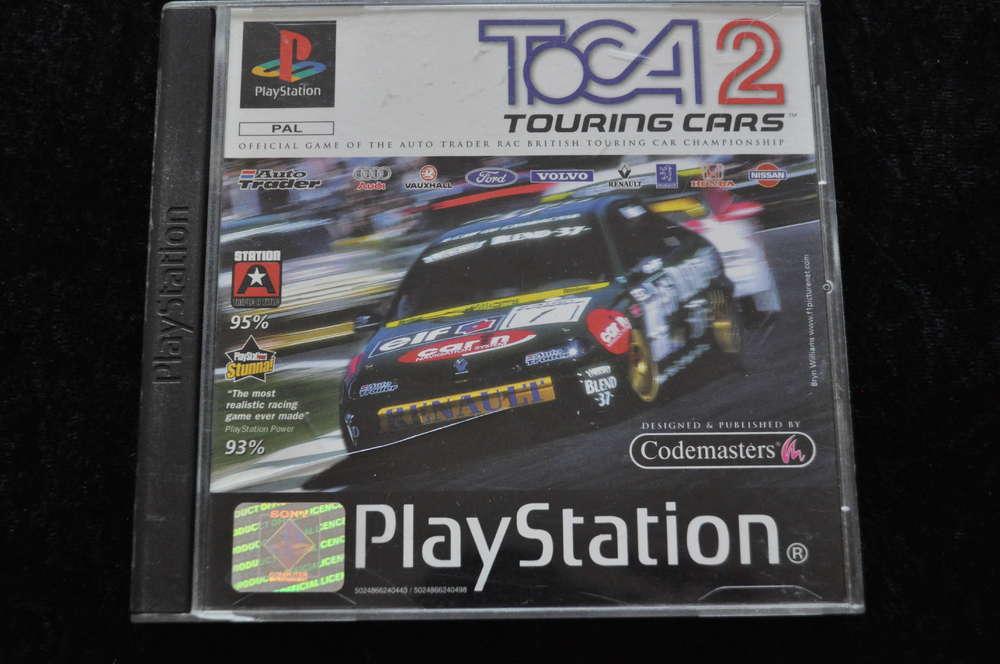 Toca 2 Touring Cars Playstation 1 PS1 - Retrogameking com | Retro