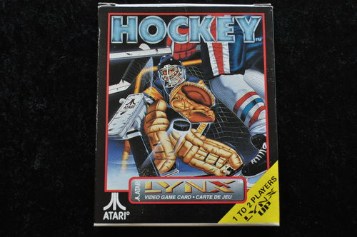 Hockey Boxed Atari Lynx