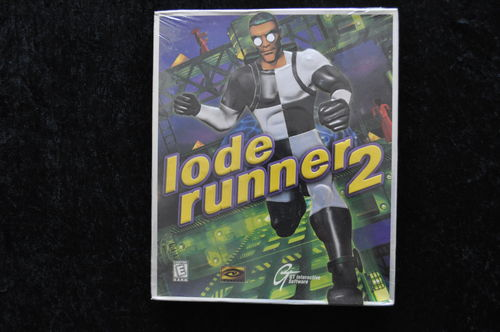 Lode Runner 2 Big Box Sealed PC Game