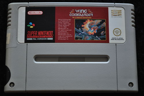 Wing Commander Nintendo Snes