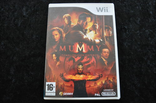 The Mummy Nintendo Wii