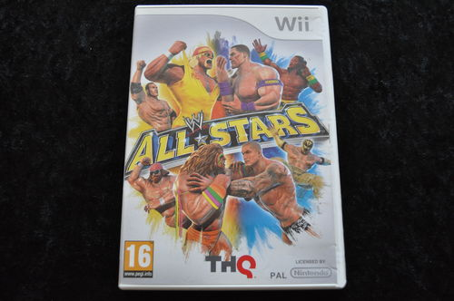 WWE All Stars Nintendo Wii