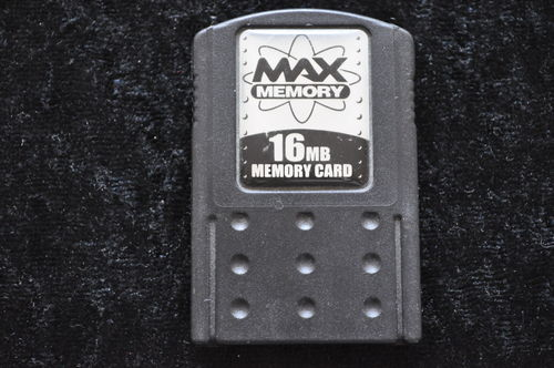 Memory Card 16 MB Max Playstation