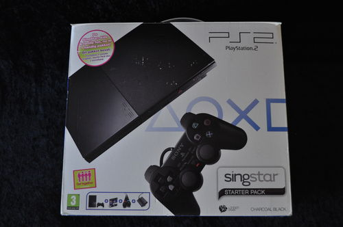Singstar Starter Pack Boxed Playstation 2