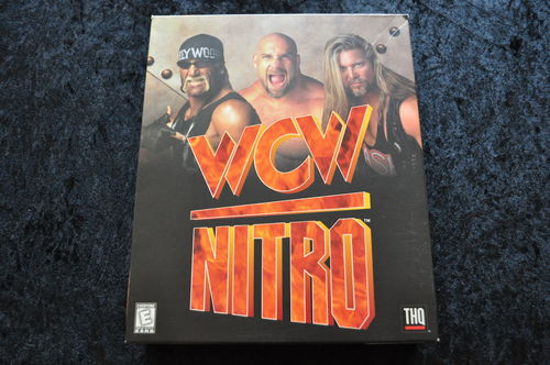 WCW Nitro Big Box PC Game
