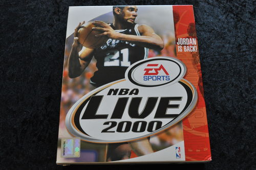NBA Live 2000 Big Box PC Game