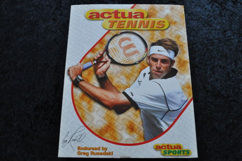Actua Tennis Big Box PC Game