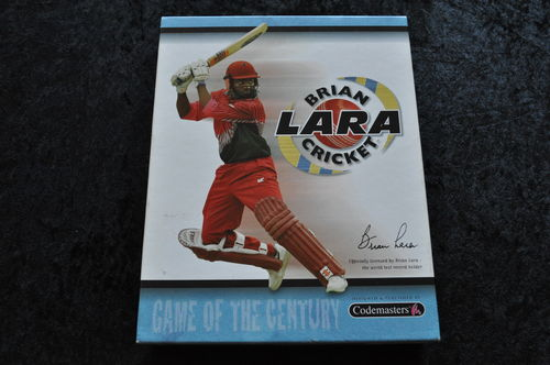 Brian Lara Cricket Big Box PC Game
