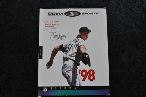 Baseball Pro 98 Big Box PC Game