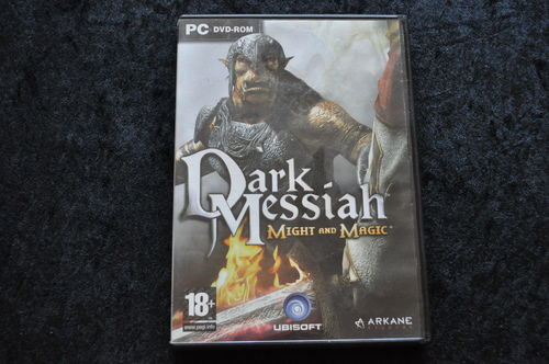 Dark Messiah Might And Magic PC Game
