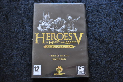 Heroes 5 Of Might And Magic Collectors Edition PC Game