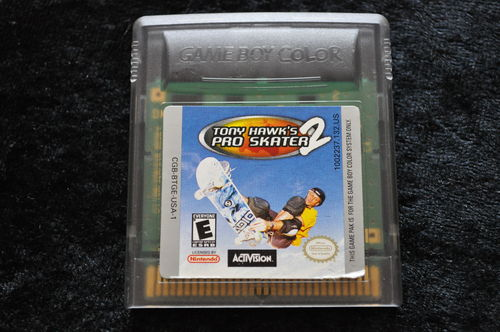Tony Hawk's Pro Skater 2 Gameboy Color