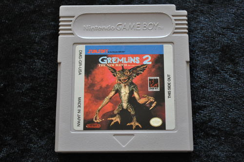 Gremlins 2 The New Batch Gameboy Classic
