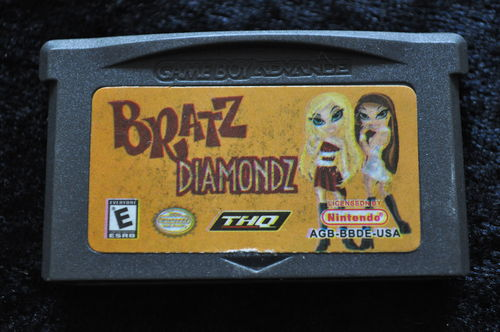 Bratz Diamondz Gameboy Advandce