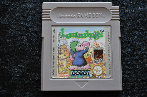 Lemmings Gameboy Classic
