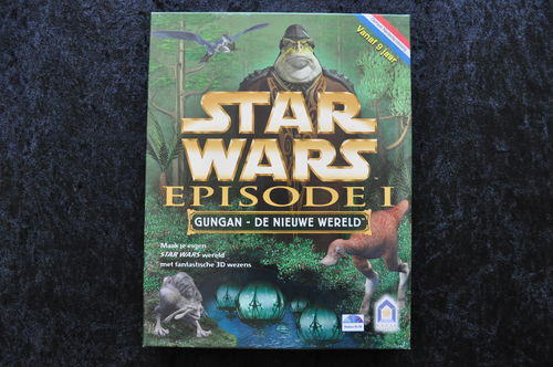 Star Wars De Nieuwe Wereld Big Box Pc Game