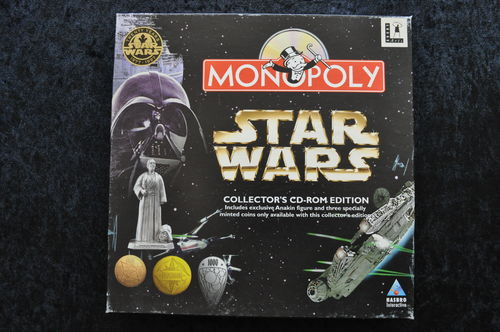 Star Wars Monopoly Big Box Pc Game