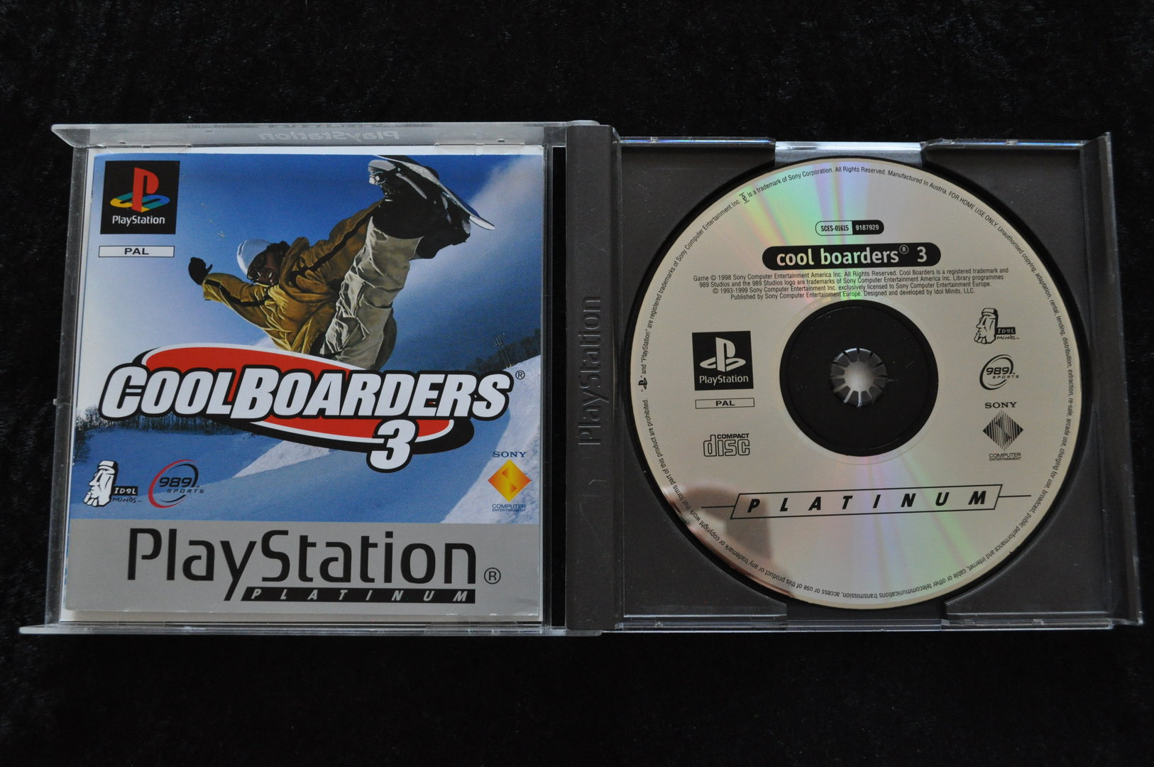 cool boarders 3 ps1