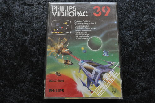 Videopac NR 39 Hard Cover