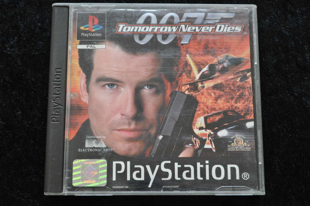 tomorrow never dies playstation