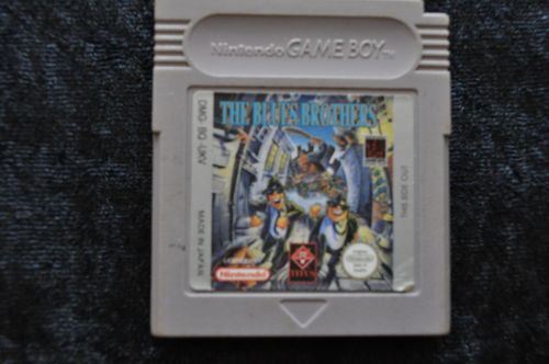 The Blues Brothers Gameboy Classic
