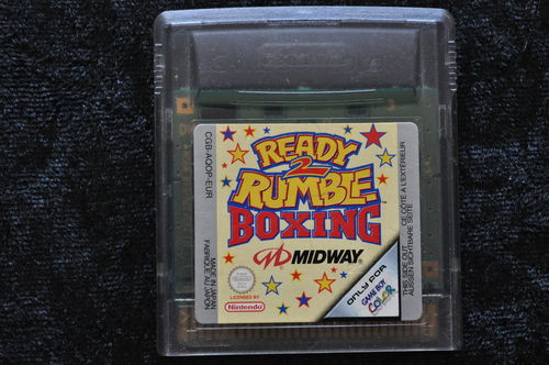 Ready 2 Rumble Boxing Gameboy Color