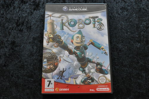 Robots Gamecube Geen Manual
