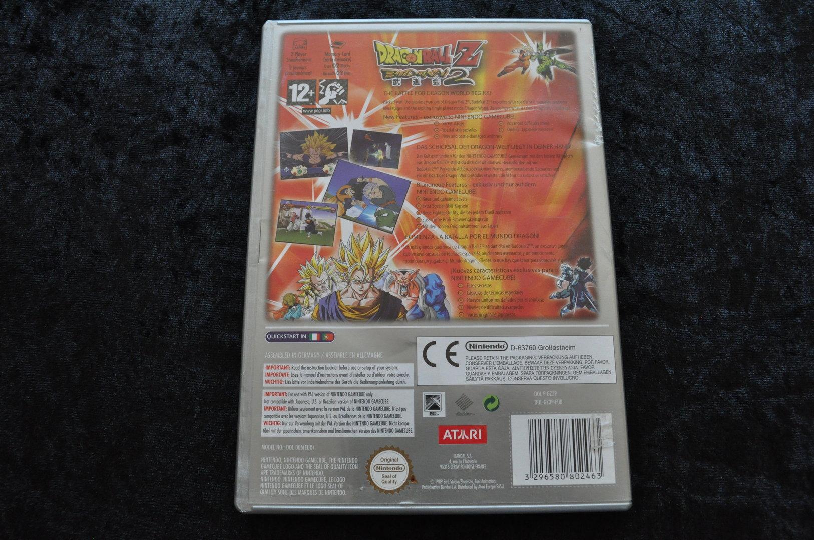 Dragon Ball Z Budokai 2 GameCube Players Choice