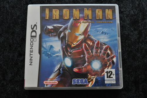Iron Man The Official Videogame Nintendo DS