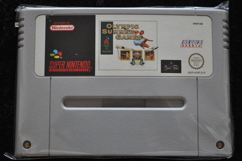 Olympic Summer Games Nintendo SNES