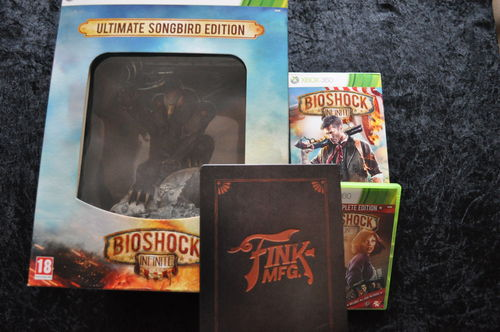 Bioshock Infite Ultimate Songbird Edition XBOX 360 All versions
