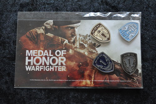 Medal of Honor Warfighter Pins