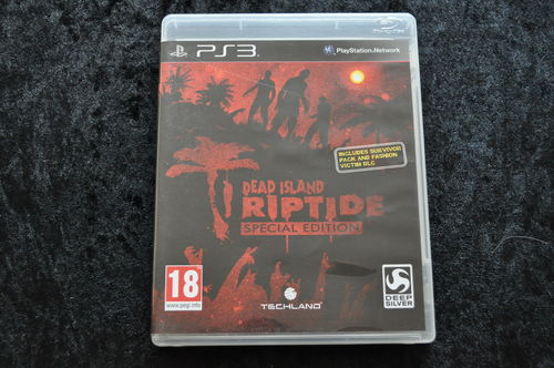 Dead Island Riptide Special Edition Playstation 3 PS3