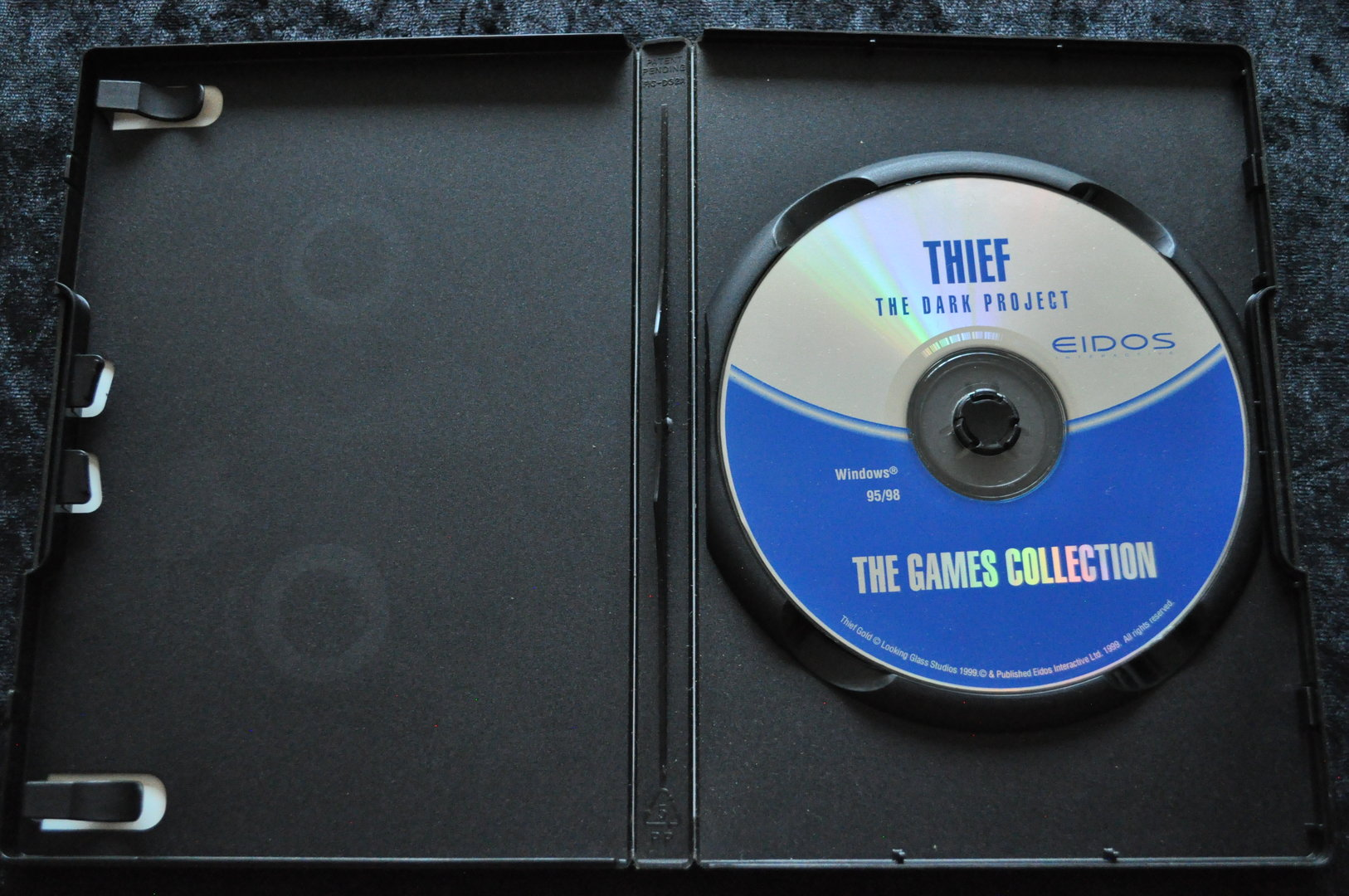Thief The Dark Project The Games Collection PC Game