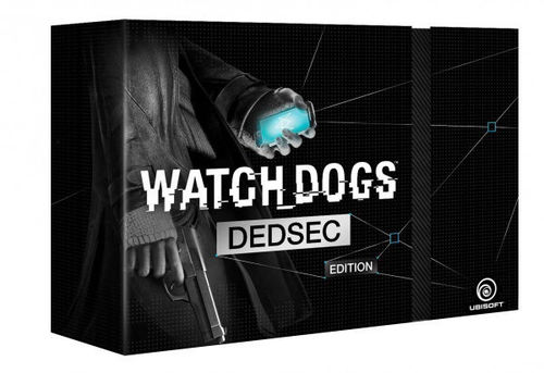 Watch Dogs Dedsec Edition Playstation 4 PS4 New