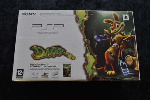 Value Pack Daxter Edition Sony PSP White